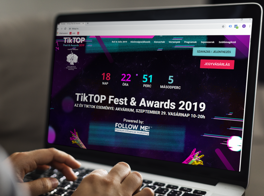 TikTOP Fest & Awards